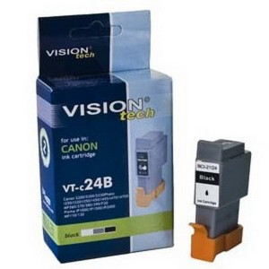 Canon BCI-24B black 10ml, Vision Tech kompatibil
