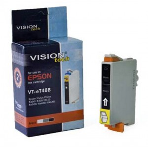 Epson T048-1 black 16ml, Vision kompatibil