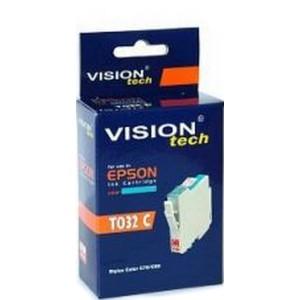Epson T032-2 cyan 15ml, Vision kompatibil
