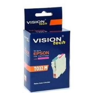 Epson T032-3 magenta 15ml, Vision kompatibil