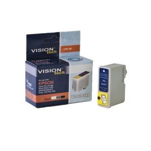 Kompatibilné s Epson S020187, Vision Tech, black, 16ml