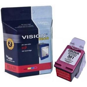 HP 301XL, color Vision Tech kompatibilné