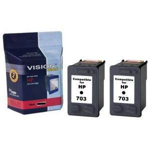 HP 703B, DUOpack, Vision tech kompatibilný