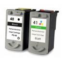 Canon PG-40 + CL-41, 2ks kompatibilná sada