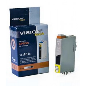 Epson T061-1 black 16ml, Vision kompatibil