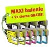 Skvelá cena pre MAXI set Brother LC-985XL 8ks+2 zdarma