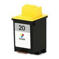 Nižšia cena pre kompatibilnú kazetu Lexmark 20 color